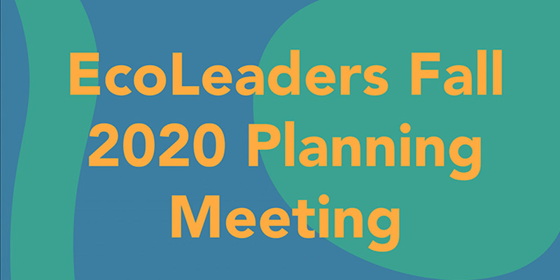 eco leaders 2020 planning meeting graphic