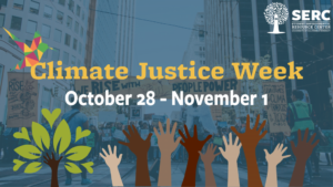 Climate Justice Week aims to create an intentional space to engage the wider UC Berkeley community on the intersections of climate change and social justice.