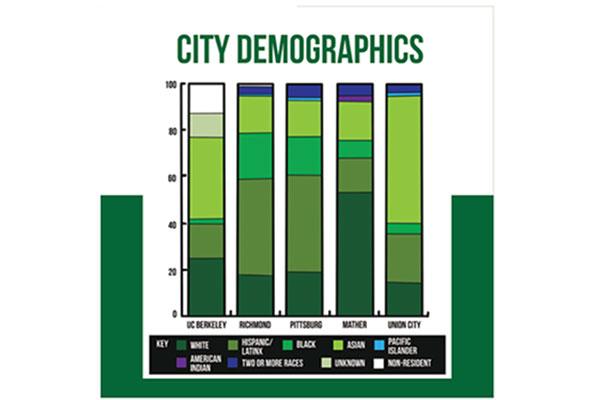 city demographics graphic